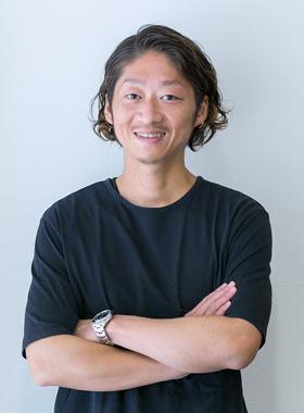 top stylist 上野 淳史